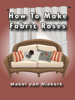 How To Make Fabric Roses