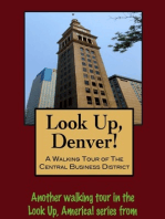 Look Up, Denver! A Walking Tour of the Central Business District