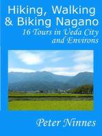 Hiking, Walking and Biking Nagano