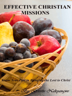 Effective Christian Missions