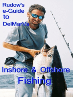 Rudow's e-Guide to DelMarVa Inshore & Offshore Fishing