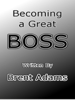 Becoming a Great BOSS