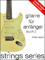 Gitarre für Anfänger Buch 2