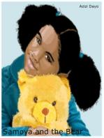 Samoya and the Bear