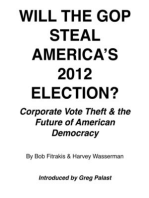 Will The GOP Steal America's 2012 Election?