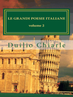 Le grandi poesie italiane Volume 2