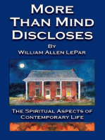 More Than Mind Discloses