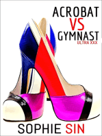 Acrobat VS Gymnast