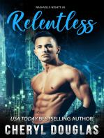 Relentless (Book Five, Nashville Nights)