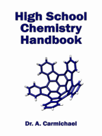 High School Chemistry Handbook