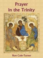 Prayer in the Trinity