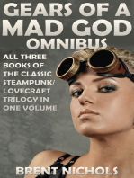 Gears of a Mad God Omnibus