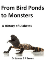 From Bird Ponds to Monsters