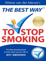 The Best Way to Stop Smoking