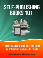 Self-Publishing Books 101