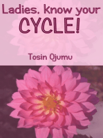 Ladies, know your CYCLE!