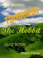 The World's Toughest The Hobbit Quiz Book