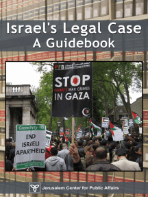 Israel's Legal Case: A Guidebook