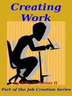 Creating Work