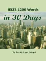 IELTS 1200 Words in 30 Days