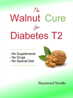 The Walnut Cure for Diabetes T2