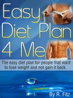 Easy Diet Plan 4 Me