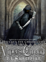 Viper's Creed (The Cat's Eye Chronicles #2)