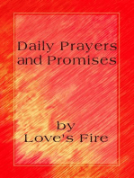 Daily Prayers and Promises