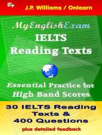 IELTS Reading Texts