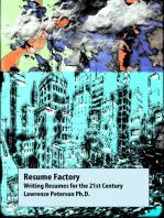 Resume Factory