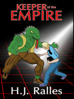 Keeper of the Empire, Keeper Series Book 3