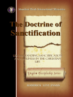 The Doctrine of Sanctification