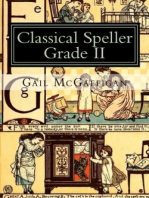 The Classical Speller, Grade II, Student Edition