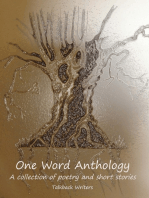 One Word Anthology