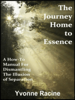 The Journey Home to Essence