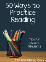 Fifty Ways to Practice Reading