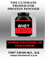 The Ultimate Primer For Protein Powder