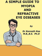A Simple Guide to Myopia and Refractive Eye Diseases