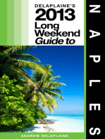 Delaplaine's 2013 Long Weekend Guide to Naples (Florida)