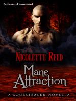 Mane Attraction (A Soulstealer Novella, Book #1.5)