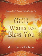 God Wants to Bless You