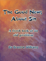 The Good News About Sin