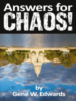 Answers for Chaos!