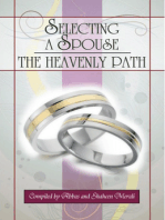Selecting a Spouse- The Heavenly Path