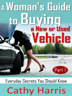 A Woman's Guide To Buying a New or Used Vehicle