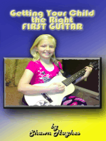 Getting Your Child the Right First Guitar!