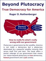 Beyond Plutocracy