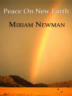Peace on New Earth