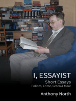 I, Essayist