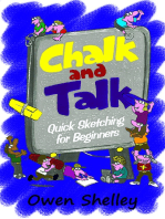 Chalk and Talk: Quick Sketching for Beginners